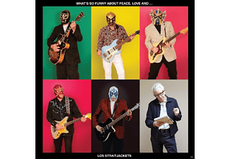 Los Straitjackets - What's So Funny About Love - (CD)