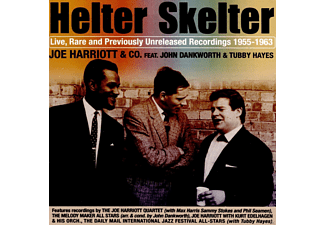 Joe Harriott - Helter Skelter: Live,Rare and Previously - (CD)
