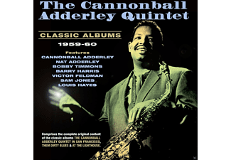 Cannonball - Quintet Adderley - Classic Albums 1959-60 - (CD)