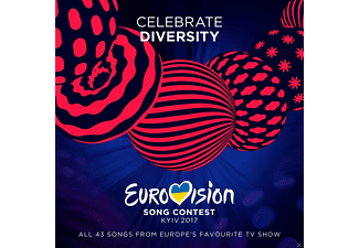 VARIOUS - Eurovision Song Contest-Kiew 2017 - (CD)