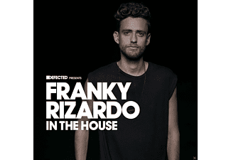 VARIOUS - Defected pres. Franky Rizardo In The House - (CD)