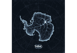 Ennio Morricone - The Thing (1982 Original Soundtrack) - (Vinyl)