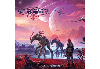 Seven Kingdoms - Decennium - (CD)