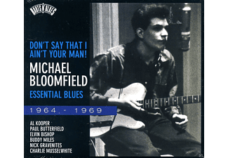 Michael Bloomfield - Essential Blues 1964-1969 - (CD)