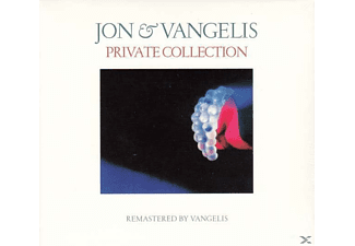 Jon & Vangelis - Private Collection (Remastered 2016) - (CD)