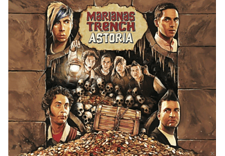 Marianas Trench - Astoria (Cassette/Tape) - (MC (analog))