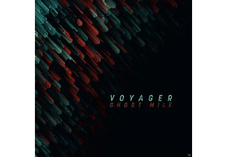 Voyager - Ghost Mile - (CD)
