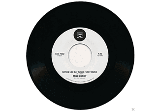 Mike Lundy - NOTHING LIKE DAT FUNKY MUSIC / ROUND AND AROUND - (Vinyl)