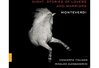 Concerto Italiano, VARIOUS - Night,Stories Of Lovers And Warriors - (CD)