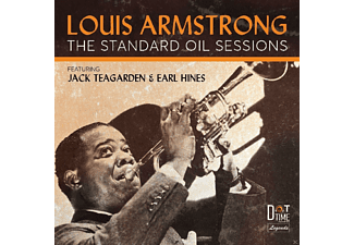 Louis Armstrong, Jack Teagarden, Earl Fatha Hines - Standard Oil Sessions - (CD)