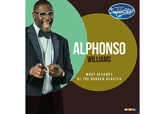 Alphonso Williams - What Becomes Of The Broken Hearted - (5 Zoll Single CD (2-Track))