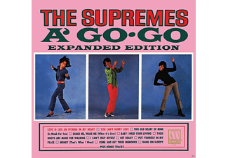 The Supremes - THE SUPREMES A GO-GO - (CD)