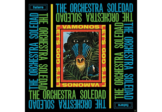 The Orchestra Soledad - VAMONOS/LET S GO - (CD)