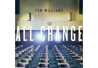 Tom Williams - ALL CHANGE - (CD)