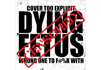 Dying Fetus - WRONG ONE TO FUCK WITH (GATEFOLD BLACK+MP3) - (LP + Download)