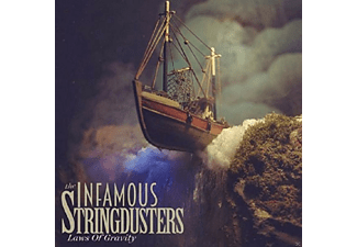 The Infamous Stringdusters - LAWS OF GRAVITY - (CD)