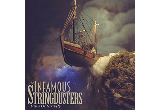 The Infamous Stringdusters - LAWS OF GRAVITY - (Vinyl)