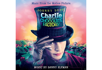 Danny Elfman, OST/VARIOUS - CHARLIE AND THE CHOCOLATE FACTORY (OST)-MARBLED - (Vinyl)