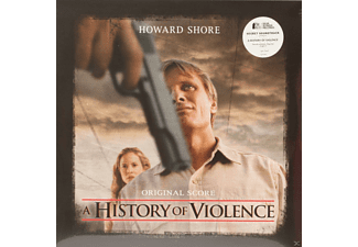 Howard Shore, OST/VARIOUS - A HISTORY OF VIOLENCE-COLOUR IN COLOUR VINYL - (Vinyl)