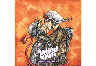 Mutoid Man - WAR MOANS - (CD)