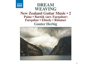 Gunter Herbig - DREAM WEAVING - (CD)