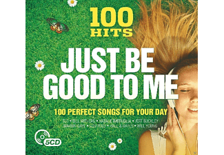 VARIOUS - 100 HITS JUST BE GOOD TO ME - (CD)