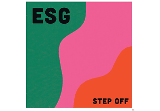 ESG - STEP OFF - (CD)