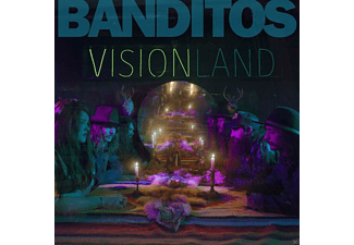 Banditos - VISIONLAND (HEAVYWEIGHT +MP3) - (LP + Download)