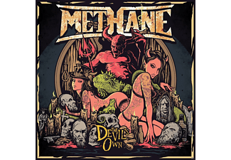 Methane - THE DEVIL S OWN - (CD)