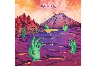 Arcadea - ARCADEA (BLACK VINYL+MP3) - (LP + Download)