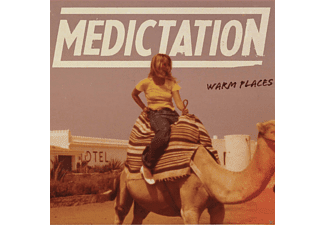 Medication - WARM PLACES - (Vinyl)