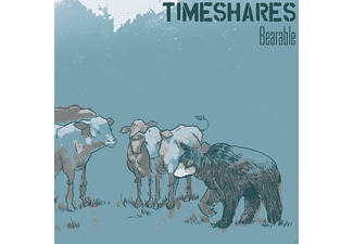 Timeshares - BEARABLE - (Vinyl)