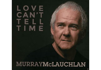 Murray Mclauchlan - LOVE CAN T TELL TIME - (CD)