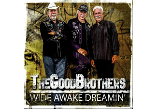 Good Brothers - WIDE AWAKE DREAMIN - (CD)