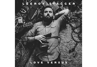 Leeroy Stagger - LOVE VERSUS - (CD)
