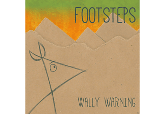 Wally Warning - FOOTSTEPS - (CD)