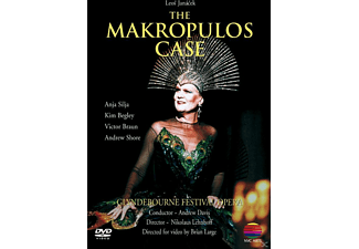 Anja Silja, Kim Begley, Andrew Shore, London Symphony Orchestra, Victor Braun - The Makropulos Case [DVD]