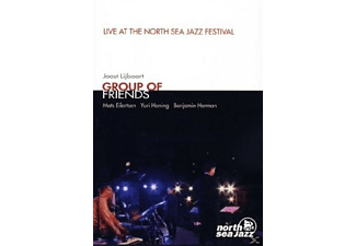 Joost & Group Of Friends Lijbaart - Group Of Friends - Live At North Sea Jazz Festival - (CD)