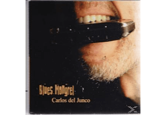 Carlos Del Junco - BLUES MONGREL - (CD)