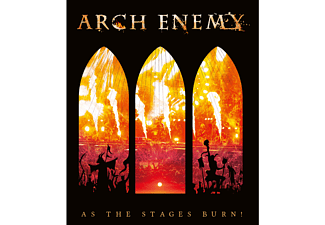 Arch Enemy - As The Stages Burn! - (Blu-ray)