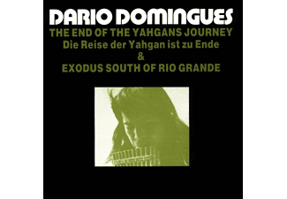 Dario Domingues - Reise Der Yahgan & Exodus South Of Rio Grande - (CD)