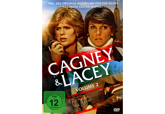 Cagney & Lacey, Volume 2 - (DVD)
