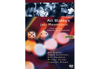Art Blakey - Umbria Jazz Festival 1976 [DVD]