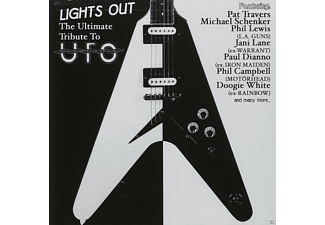 VARIOUS - Ultimate Tribute To Ufo ''lights Out'' - (CD)