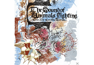 The Sound Of Animals Fighting - Lover The Lord Has Left Us - (CD)
