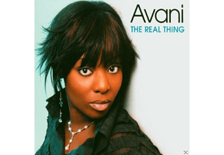Avani - The Real Thing - (CD)
