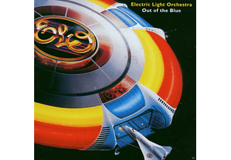 Electric Light Orchestra - OUT OF THE BLUE - (CD)