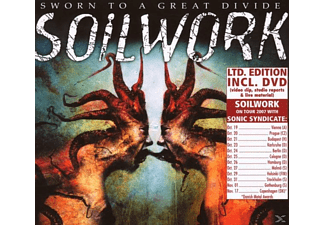 Soilwork - Sworn To A Great Divide - (CD + DVD Video)