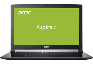 ACER Aspire 7 (A717-71G-735Q) Gaming Notebook 17.3 Zoll