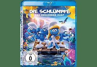 Die Schlümpfe - Das verlorene Dorf - (Blu-ray)